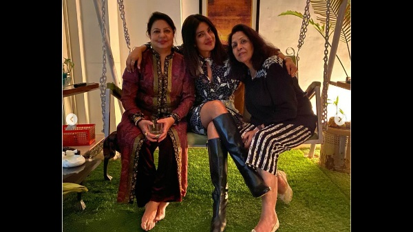 Priyanka Chopra Chills Like A Boss With Her Family In Delhi; See Pictures