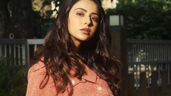 Rakul Preet: Playing A Prostitute Was The Selling Point