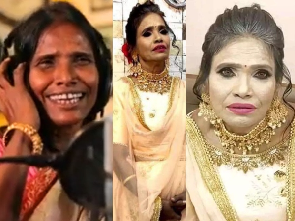 Ranu Mondal Trolled For Getting A Makeover: Twitter Is Divided!