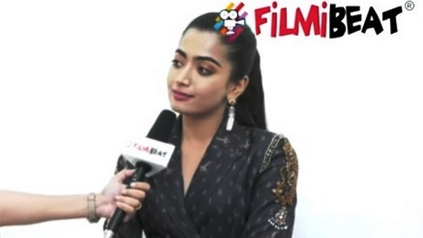 IFFI 2019: Exclusive Interview With Kannada Actress Rashmika Mandanna
