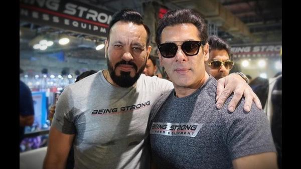 Salman Khan's Hearfelt Post For His Bodyguard Shera: '25 Years & Still Being Strong'