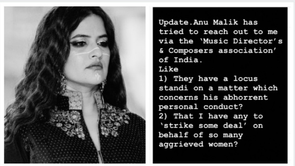 Also Read: Indian Idol 11: Sona Mohapatra Claims Anu Malik Tried To Reach Out To Her To 'Strike Some Deal'