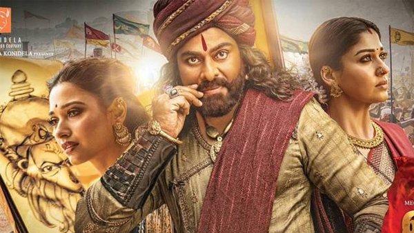 Sye Raa Narasimha Reddy Television Premiere: Can Chiranjeevi's Movie Get Record TRP?