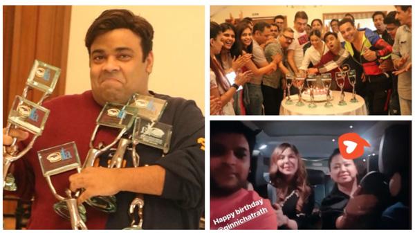 The Kapil Sharma Show Team Celebrates As Show Bags 6 ITA Awards; Bharti & Kapil Go Missing!