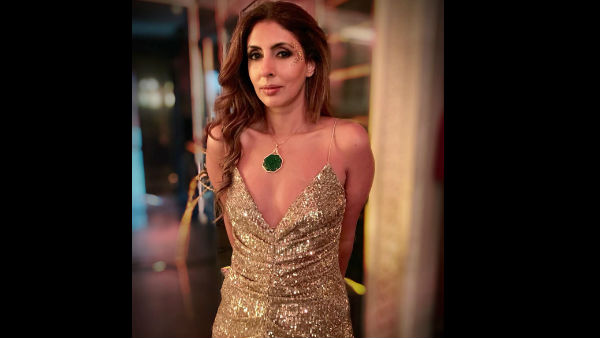 Shweta Bachchan Looks So Hot