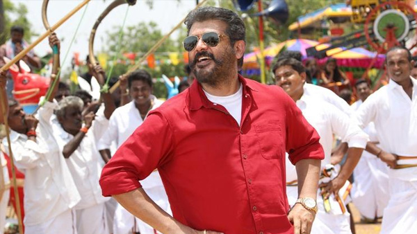 Viswasam At The Top