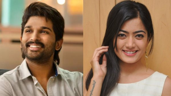 Allu Arjun And Rahmika Mandanna's Roles In AA 20 Revealed?