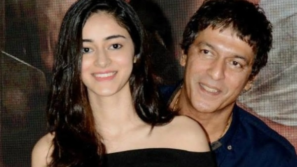 EXCLUSIVE: When Ananya Panday Got Emotional Because Of Dad Chunky Panday!