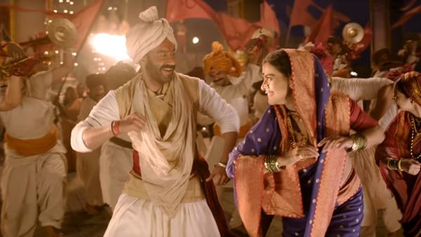 Ajay Felt Like This While Working With Kajol In 'Tanhaji'