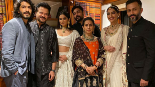 Anil Kapoor Reveals Sonam Kapoor Has Started Cooking Post Marriage; Talks About Anand Ahuja