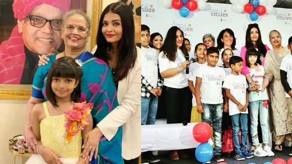 Aishwarya Rai Bachchan Celebrates Dad's Birth Anniversary With A Heartfelt Note & 'Day Of Smiles'