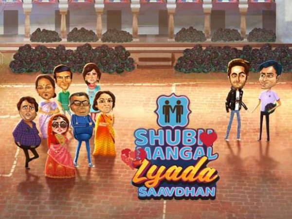 Ayushmann Khurrana Wraps Up Shubh Mangal Zyada Saavdhan Banaras Schedule