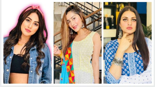 Bigg Boss 13: Punjabi Actress Divya Sharma Calls Shehnaz Gill 'Creepy'; Supports Himanshi Khurana