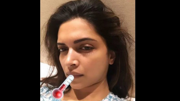 Deepika Padukone Falls Sick After Having Too Much Fun At Best Friend's Wedding; Shares Picture!