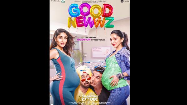 Good Newwz First Look: Akshay, Kareena, Diljit & Kiara Bring Us The Biggest Goof-up Of The Year