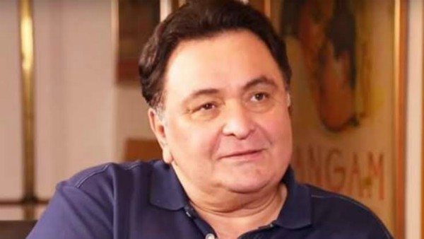 Rishi Kapoor Wants The Government To Give The Artistes' Community Its Due