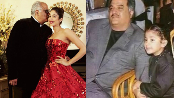 Janhvi Kapoor's Heartfelt Post On 'Papa' Boney Kapoor's Birthday: 'You're My Best Friend'