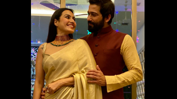 Kamya Punjabi & Shalabh Dang's Wedding Functions