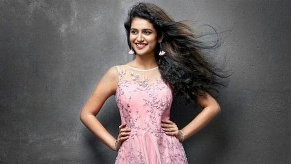 Top Star Rips Apart Priya Prakash Varrier