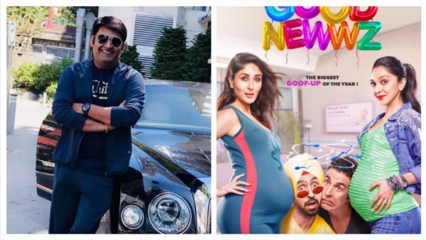 Kapil's Good News Will Arrive Before Akshay's Good Newwz