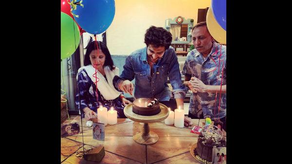 Kartik Receives A Sweet Surprise On His Birthday!