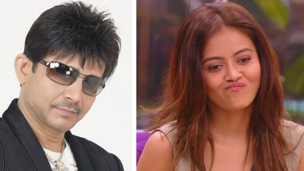 Kamaal R Khan Says 'Love You Babe' To Bigg Boss 13's Devoleena Bhattacharjee; Is Ready To Marry Her!