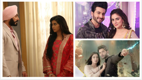 Latest TRP Ratings: Choti Sarrdaarni Slips To 2nd Spot; Yehh Jadu Hai Jinn Ka Witnesses Jump