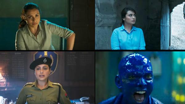 Mardaani 2 Trailer: Rani Mukerji's Shivani Roy Sets Out On A Bone-chilling Chase!