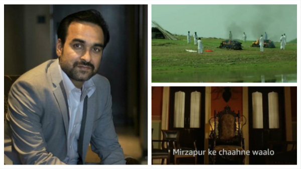 Pankaj Tripathi Makes His Instagram Debut; Shares Mirzapur 2 Teaser