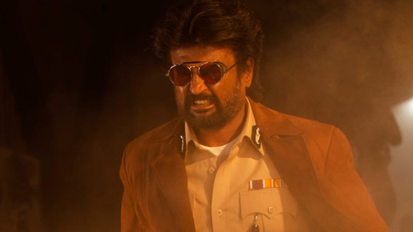 Rajinikanth Appears As A Cop With Negative Shades In Darbar?