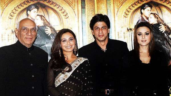 15 Years Of Veer-Zaara: How Shah Rukh Khan & Rani Mukerji Had Left Aditya & Yash Chopra All Annoyed