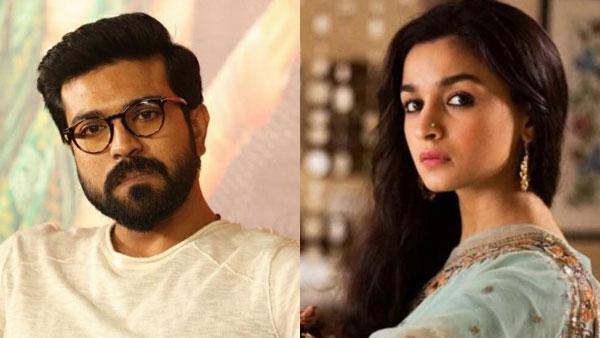 RRR: Ram Charan And Alia Bhatt's look From SS Rajamouli's Film LEAKED?