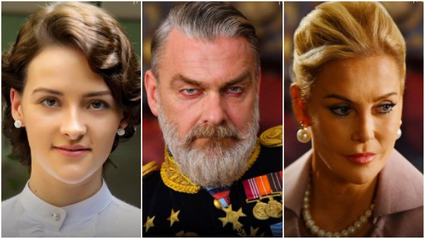 RRR Movie Update: Olivia Morris, Ray Stevenson & Alison Doody Join The Star Cast!