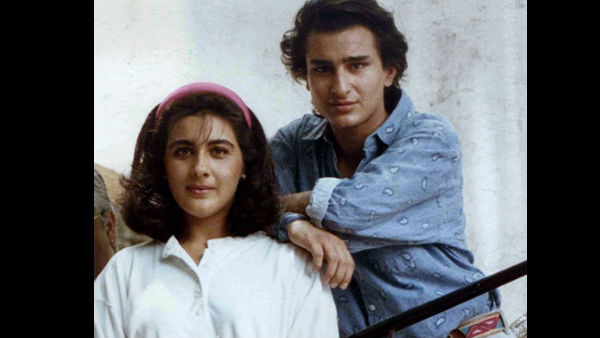 Saif Ali Khan Talks About Ex-wife Amrita Singh: I Ran Away From Home And Got Married At 20