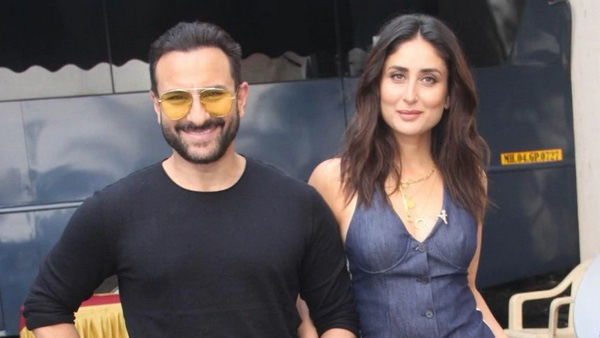 Is Saif Ali Khan Jealous Of Wife Kareena Kapoor Khan's Success? Here's What The Actor Has To Say