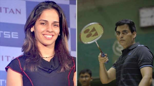 Manav Kaul's First Look From Saina Nehwal Biopic Leaves The Shuttler Impressed!