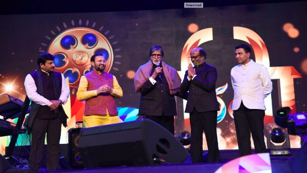 The Golden Jubilee Edition Of IFFI Opens At A Star Studded Gala Ceremony