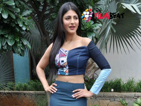 Shruti Haasan Refuses To Speak About Her Breakup With Michael Corsale; Here's Why