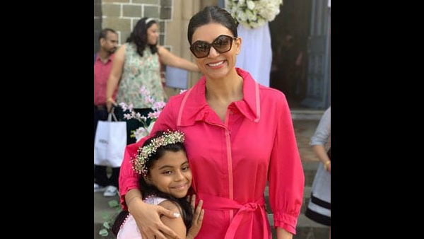 Sushmita In Tears After Hearing Daughter's Essay On Adoption