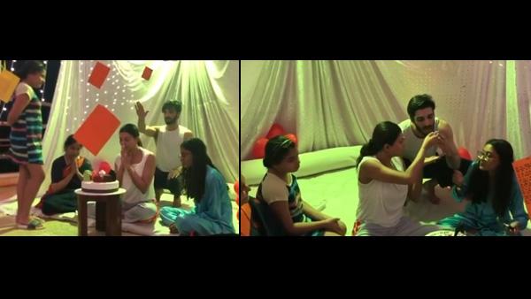 A Sneak-peek Into Sushmita's 'Magical' B'day Celebrations!