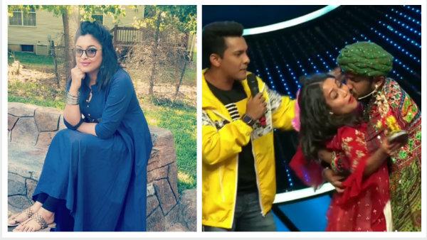 Tanushree Slams Neha For Working With Anu Malik