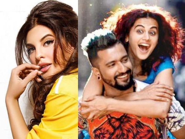 Taapsee Pannu Calls Vicky Kaushal & Jacqueline Fernandez Worst Co-stars: Here's Why!