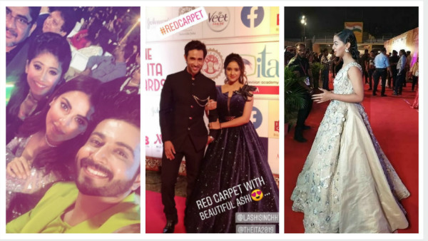 ITA Awards 2019: Helly Shah, Shivangi Joshi, Ashi Khan & Other Dazzle At The Event (Inside Pictures)