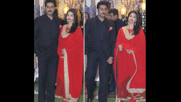 Is Aishwarya Rai Bachchan Pregnant? Ask Fans After She Turns Up At Ambani's Pre-wedding Party