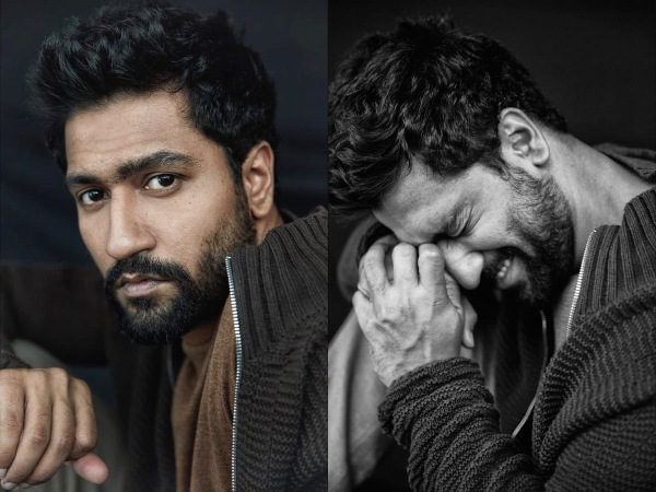 Vicky Kaushal Turns Superhero!
