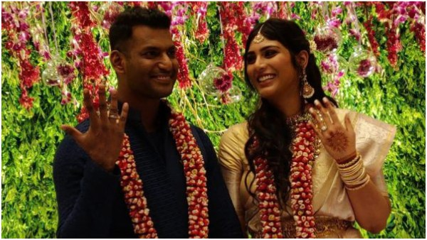 Vishal-Anisha Alla Reddy's Marriage Date To Be Announced?