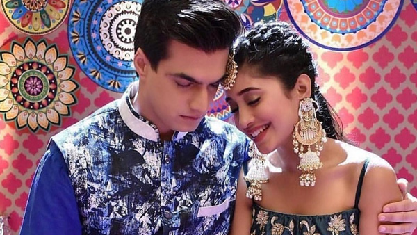 Are Shivangi Joshi And Mohsin Khan Faking Their Love For Yeh Rishta Kya Kehlata Hai?