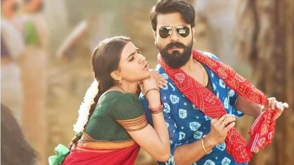 Rangasthalam Continues To Be The Favourite Of The Mini-screen Audiences!
