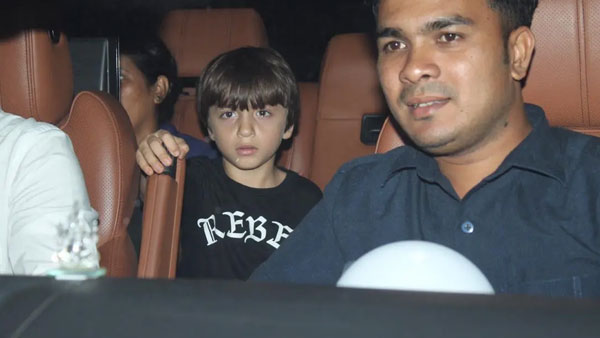 Rani Mukerji Hosts Birthday Bash For Daughter Adira