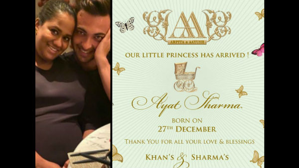 ALSO READ: Double Celebration: Arpita Khan Sharma Delivers Baby Girl On Brother Salman Khan's 54th Birthday